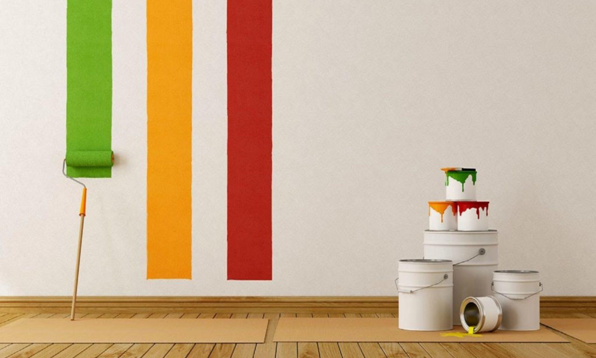 Couleur Plafond Pour Agrandir Piece peindre une pièce de plusieurs couleurs - la déco murale