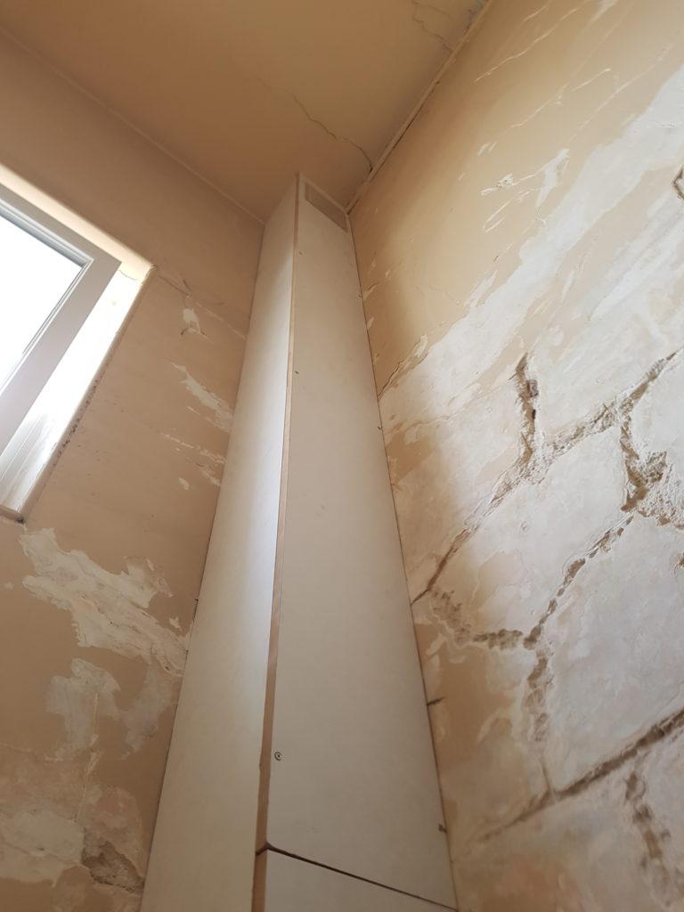 Incroyable Renovation peinture escalier - un travail d'artisan peintre sérieux DE-55